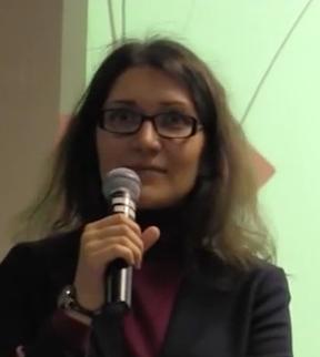 Kseniya Kirichenko, Rechtsanwältin und Aktivistin in Russland